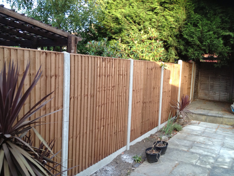 Closeboard Panel Installation Amp Repair Specialists Surrey
