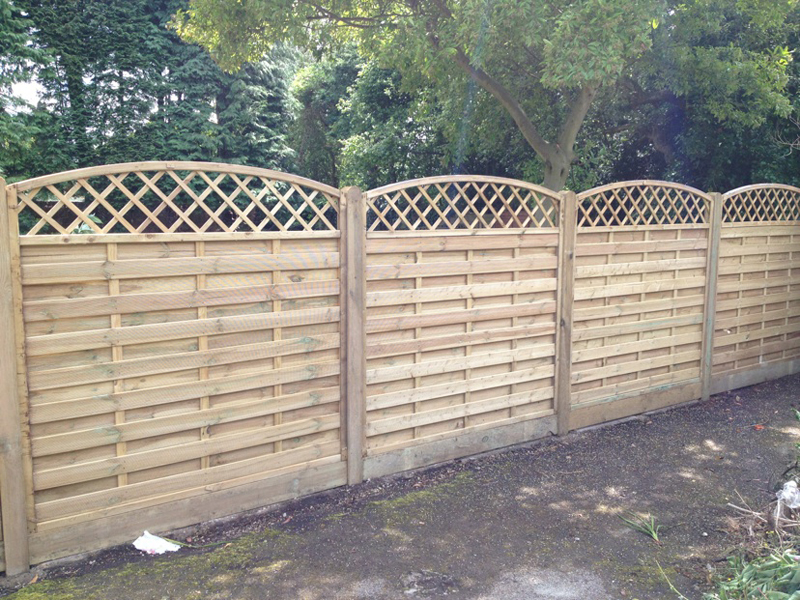Decorative Fencing Installation Repair Surrey